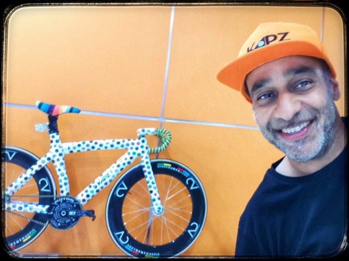 Meet a Successful Independent Global Engineering Recruiter & Bike Parts Manufacturer